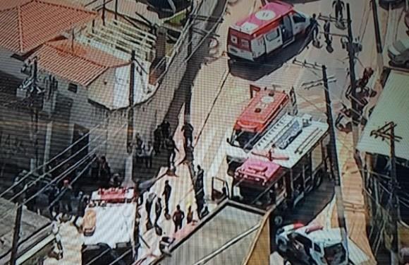 Acidente com van de escolar deixa ao menos 9 crianças feridas em SP