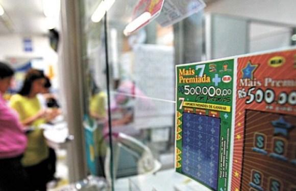 Governo federal regulamenta a loteria instantânea, conhecida como 'raspadinha'