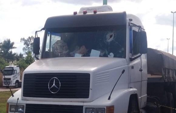 URGENTE: Polícia civil de Vilhena (RO) prende autor da pedrada que matou caminhoneiro