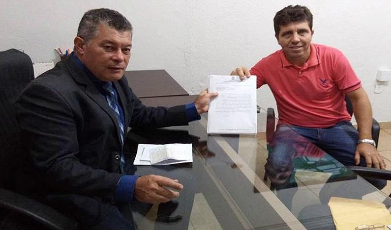 Deputado Edson Martins destina recursos para Machadinho do Oeste