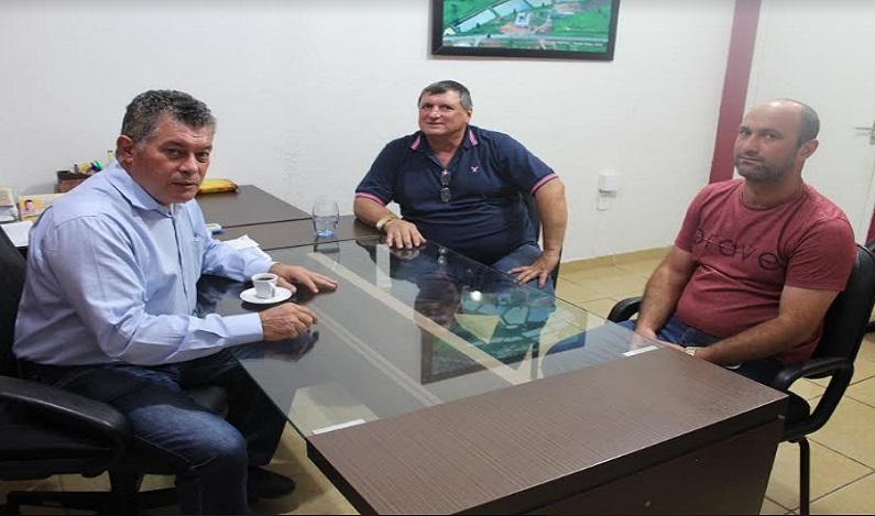 Prefeito de Pimenteiras agradece deputado Edson Martins por emenda parlamentar