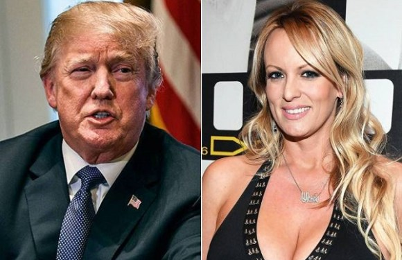 Trump reembolsou advogado por pagamento à atriz pornô