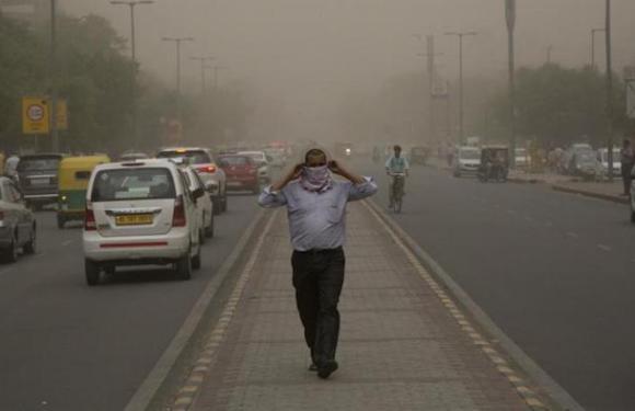 Tempestades no norte da Índia matam 73 pessoas e ferem 140