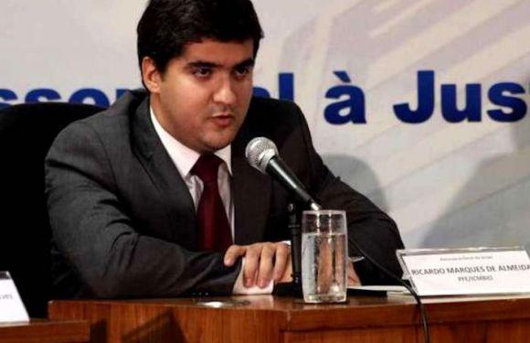 """Procurador federal é preso com drogas no RJ; ele integra o comitê """"antidoping"""" do TJDA"""