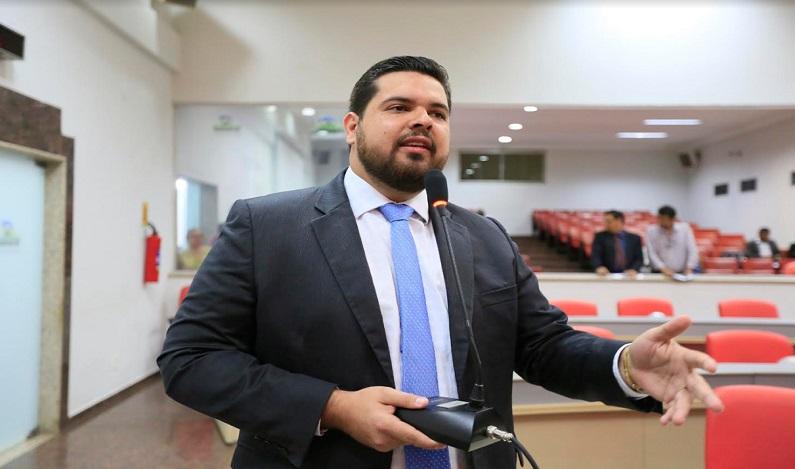 Jean Oliveira destina emenda de R$ 50 mil para saúde de Novo Horizonte do Oeste