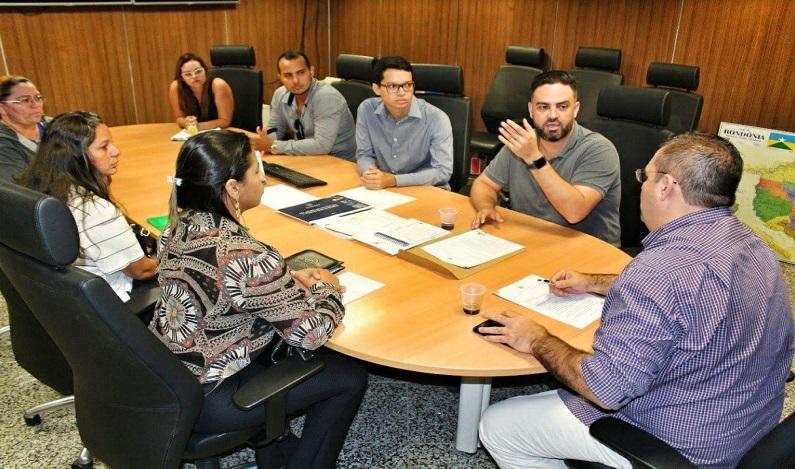 Léo Moraes solicita que concurso da Secretaria de Saúde do Estado seja prorrogado
