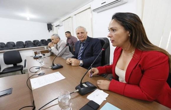 Deputada Rosangela diz que cobrará celeridade em construção de escola estadual em Vilhena