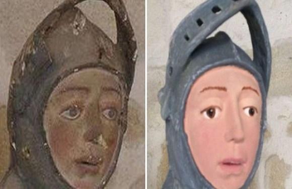 Restauração amadora de obra de arte histórica causa revolta na Espanha – de novo
