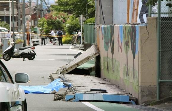Terremoto deixa ao menos 3 mortos e centenas de feridos no Japão