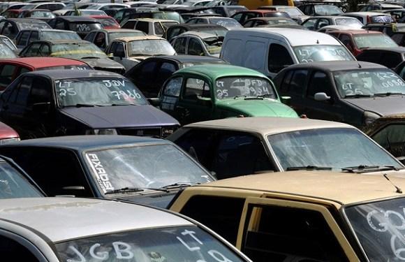 Projeto destina verba obtida em leilão de veículos apreendidos à segurança pública