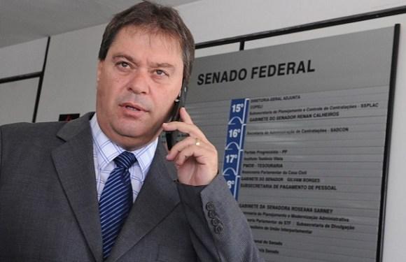 Lava Jato apresenta nova denúncia contra ex-senador Gim Argello