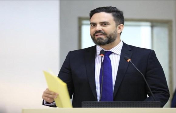 Léo Moraes destina mais de três milhões de reais em emendas parlamentares em junho e julho