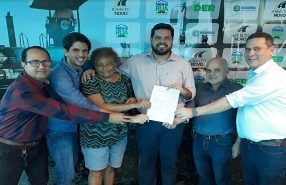 Jean Oliveira destina emenda de R$ 130 mil para reforma e ampliação da sede do Instituto Tucumã