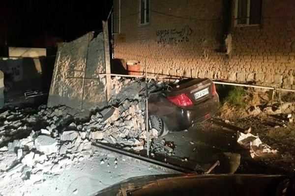 Mais de 370 pessoas ficam feridas após dois terremotos no Irã