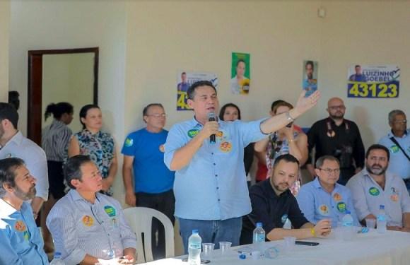 Maurão de Carvalho inaugura comitês de campanha no Cone Sul e afirma que terá Governo municipalista