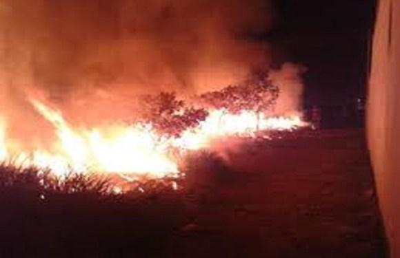 Em média, RO registra quase três focos de incêndio por dia em sete meses