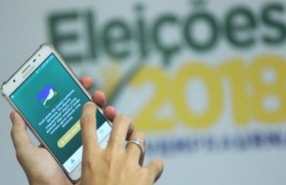 TSE lança aplicativo para receber denúncias em período eleitoral