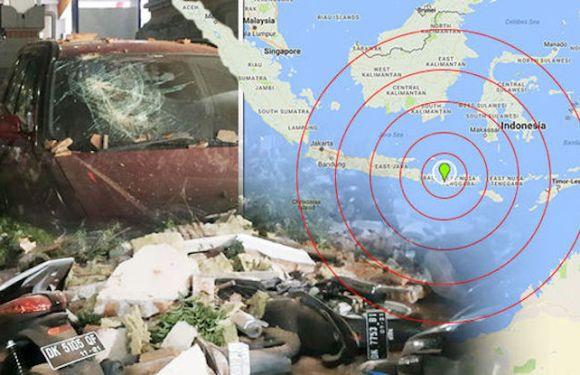 Terremoto na Indonésia mata 98 e 2.000 turistas são retirados; veja vídeo
