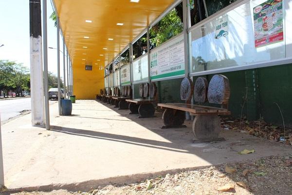 Trabalhadores do transporte coletivo entram em greve em Porto Velho