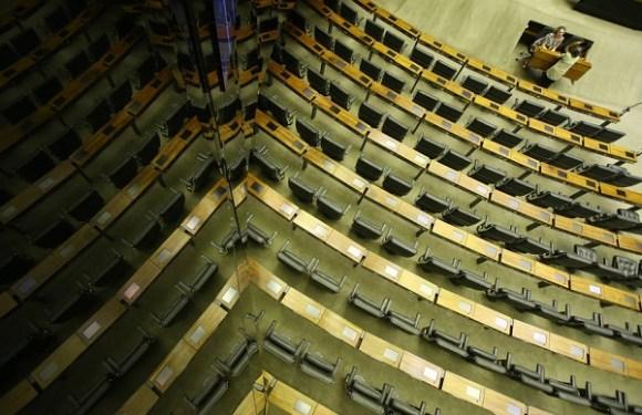 Na volta do recesso, só 25 deputados marcam presença na Câmara