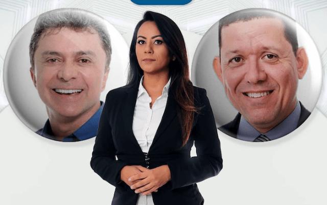 Acompanha AO VIVO o debate entre Expedito Júnior e Marcos Rocha