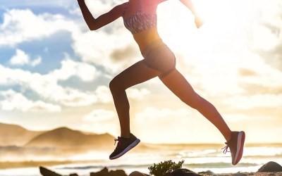 Is running contagious?