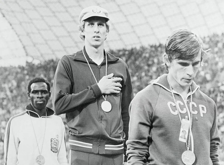 Dave Wottle – The Incredible Story of the 1972 Olympics 800-meter finals