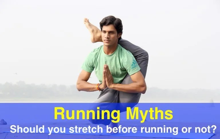 Read more about the article Running Myth or Not – Should you stretch before running or not?