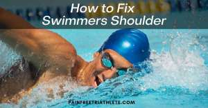 how to fix swimmers shoulder