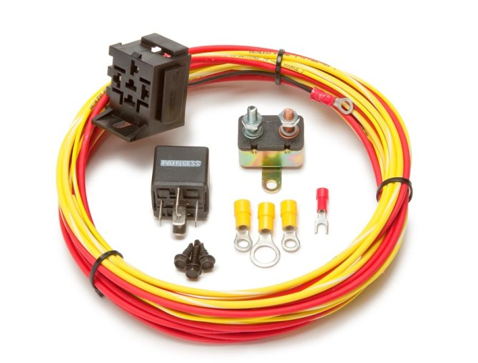 fuel pump relay kit  painless performance