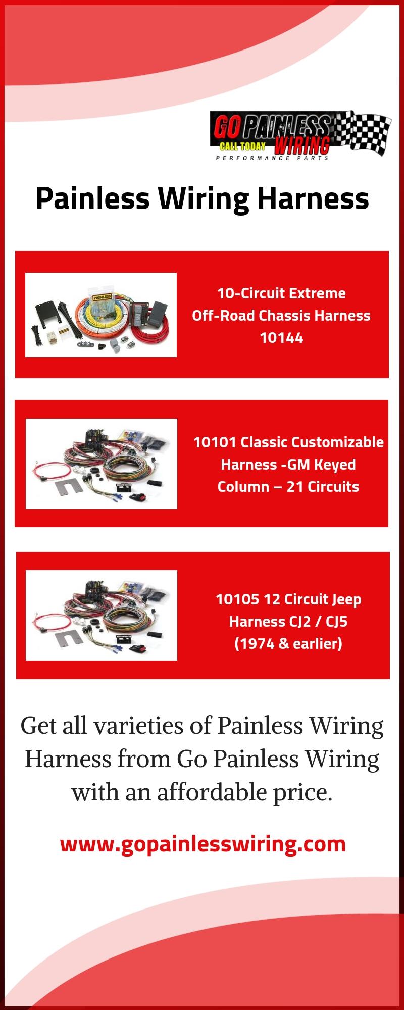 medium resolution of painless wiring harness go painless wiring