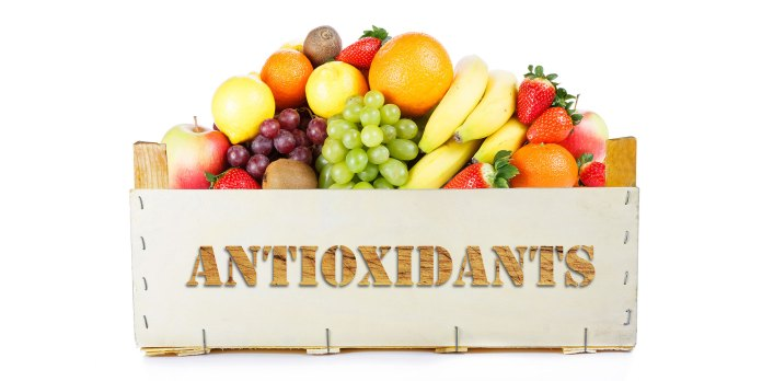 Antioxidants