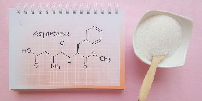 Avoid Aspartame