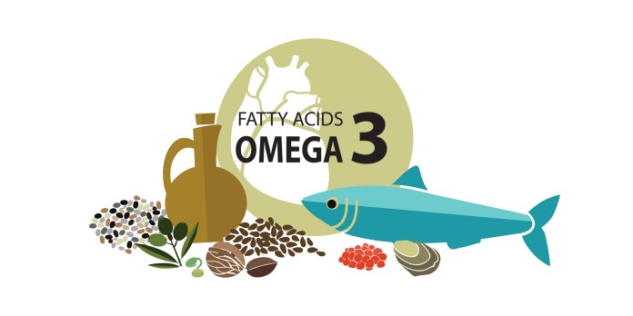 RA Foods that are rich in Omega-3 fatty acids
