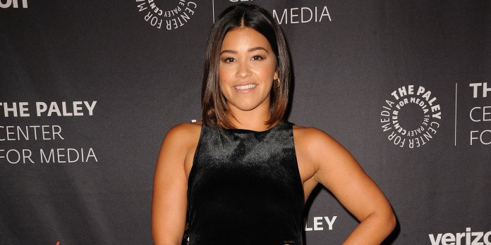 Celebrities with Chronic Pain - Gina Rodriguez Hashimoto's disease