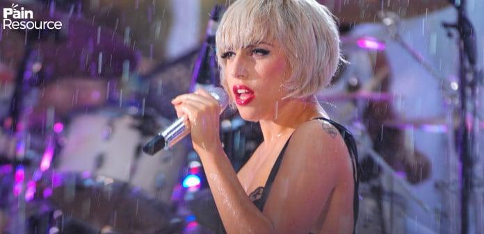 Lady Gaga has Fibromyalgia