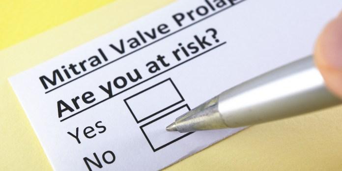 Mitral Valve Prolapse Risk