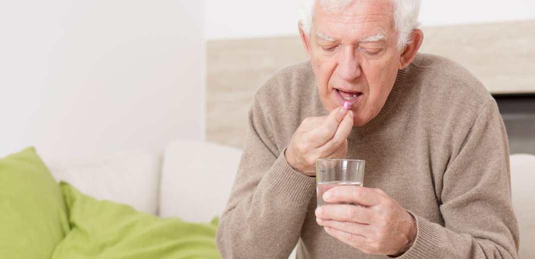 Painkiller Safety Elderly