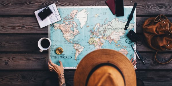 Travel with chronic pain
