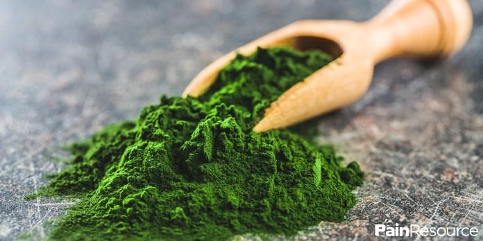 chlorella - natural remedies for fibromyalgia