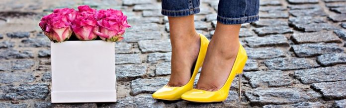 Prevention Tips for Foot Pain - high heels