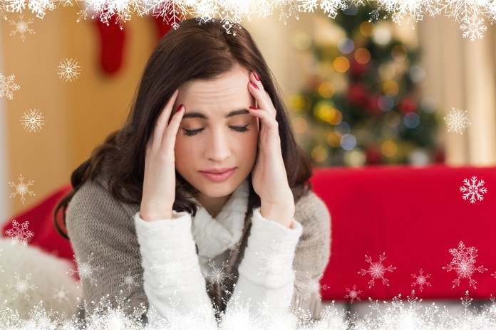 holiday chronic pain