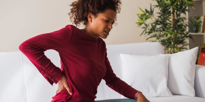 managing holiday stress with back pain