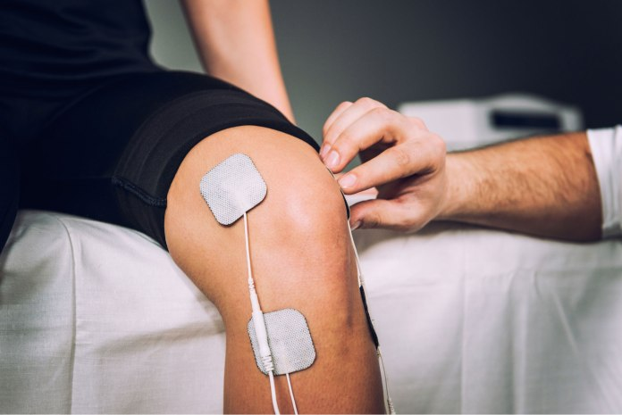 Sprains and Strains TENS device