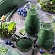 blueberry spinach juice