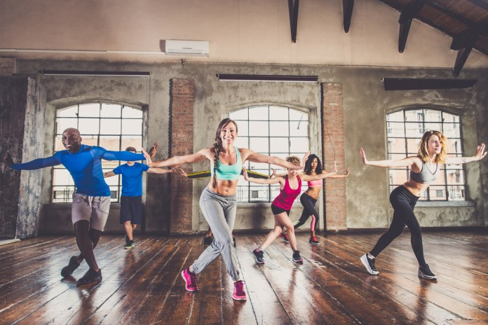 sports you can play with chronic pain - dance