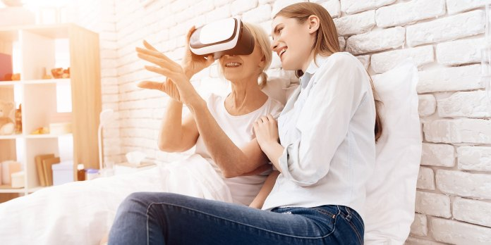 The Future of Virtual Reality for Pain Relief