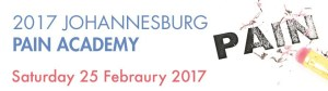 "#2017JHBPainAcademy: Dershnee Devan will be presenting the Ethics lecture titled: ""The many faces of Pain"" 4"