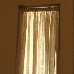 Arts  Crafts Style Curtains  Paint By Threads Original