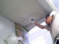 10エアコンカバー復旧付帯塗装(日差し・雨トイ・軒天など)2